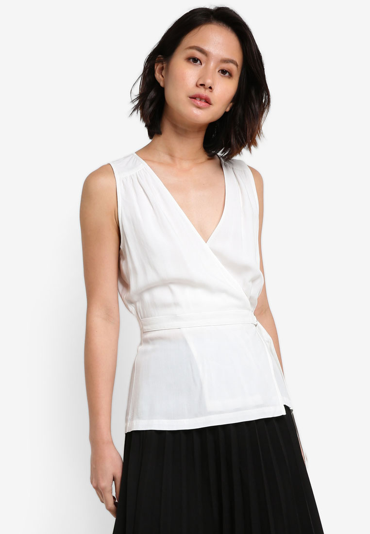 ZALORA | Sleeveless D-Ring Top | Shoppr